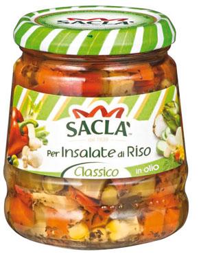 Condiverde Riso classico/light Sacla' 290 g