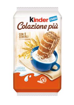 Kinder Colazione Piu' Ferrero classica 290 g