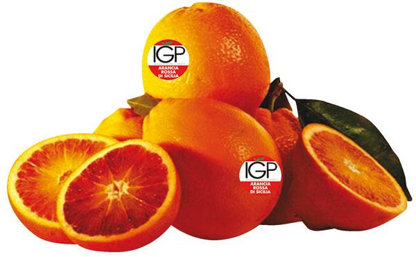 Arancia Rossa di Sicilia IGP varieta' Tarocco al kg