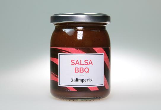 Salse Salimperio vari tipi 210/220/225 g