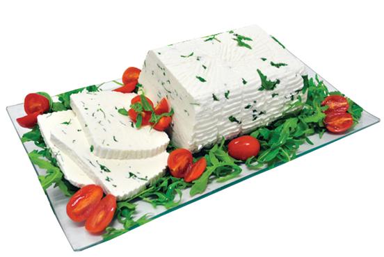 Primosale Bianco/rucola Arrigoni al kg