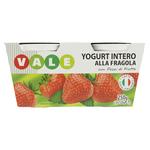 YOG.INTERO GR125X2 FRAGOLA  VALE