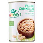 FAGIOLI CANNELLINI BIO GR.400 VALE