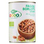 FAGIOLI BORLOTTI BIO GR.400 VALE
