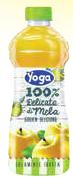 Yoga succhi 100% gusti assortiti pet 1 l