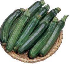 Zucchine scure al kg