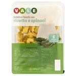 TORTELLONI RICOT/SPINACI GR250 VALE