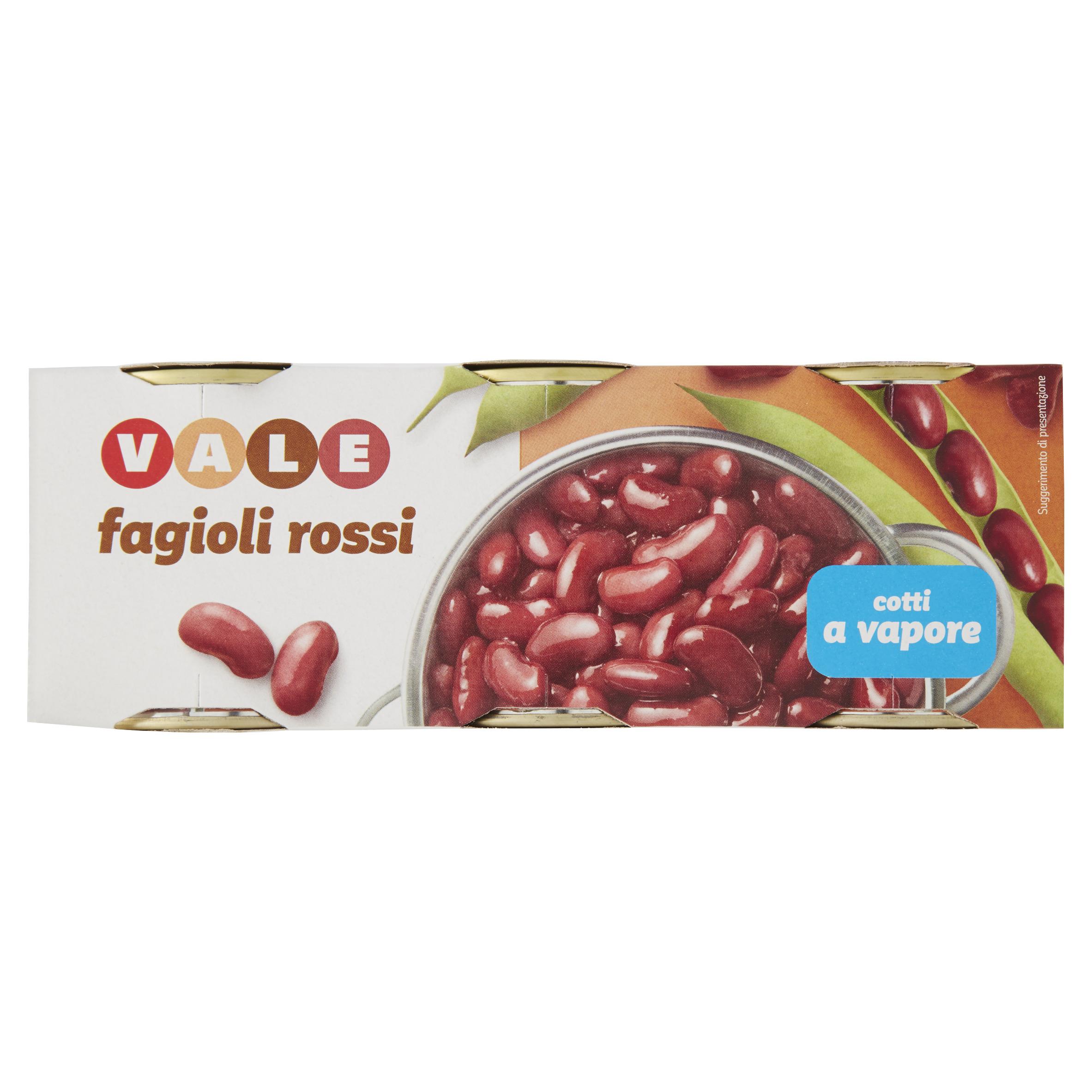 FAGIOLI ROSSI GR.150X3 VALE