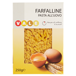 FARFALLINE UOVO GR250 N.102  VALE