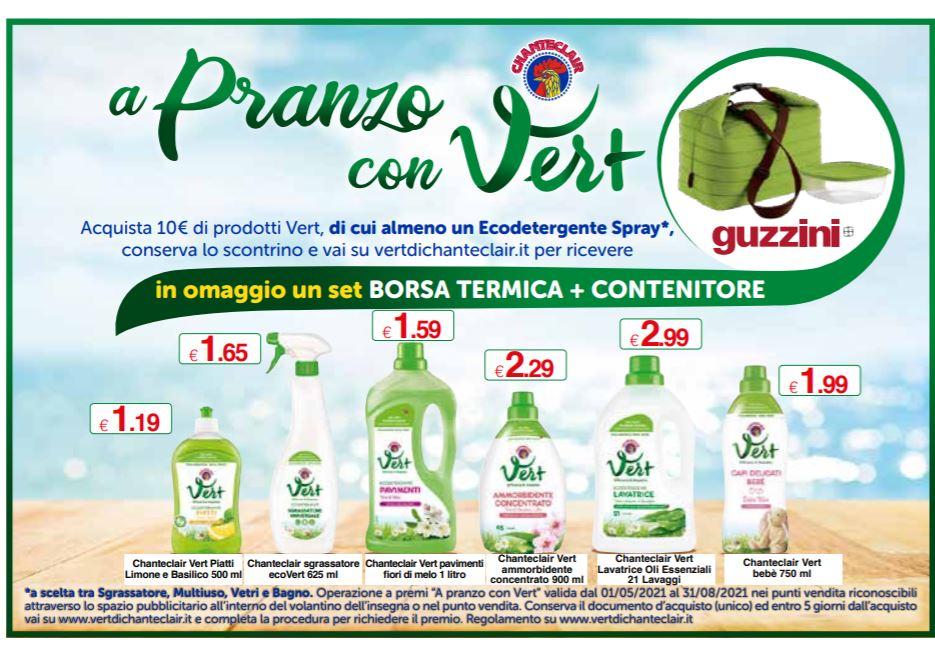 Chanteclair Vert ammorbidente concentrato 900 ml