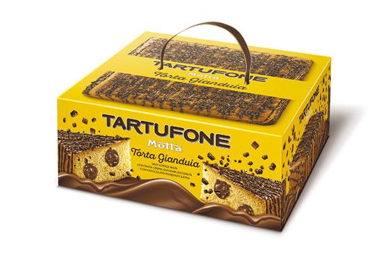 Torta Tartufata Motta Gianduia/Tiramisu' 450 g