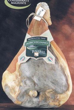 Prosciutto nostrano Faleria/Costantini al kg