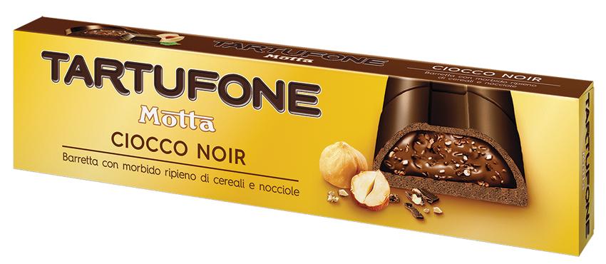 Barre Tartufone vari tipi Motta 150 g