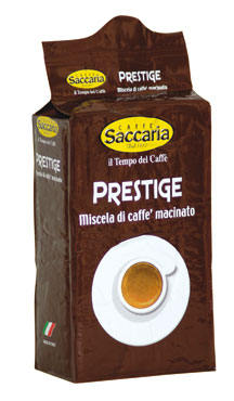 Caffe' Saccaria moka Prestige 250 g