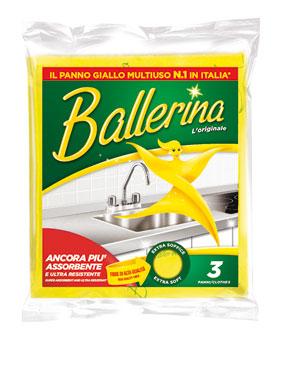 Panno Multiuso Ballerina x3