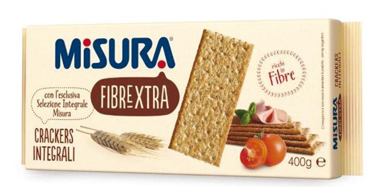 Crackers Misura vari gusti 400/385 g