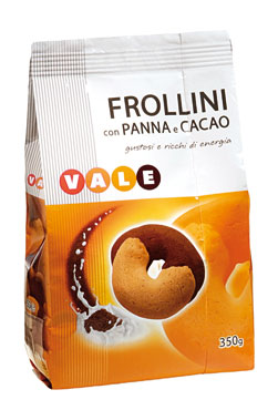 FROLLINI PANNA/CACAO GR.350  VALE