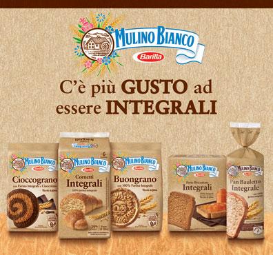 Pan Bauletto 5 cereali/integrale Mulino Bianco 400 g