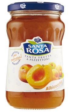 Confetture Santa Rosa vari tipi 350 g