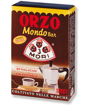 Orzo Mondo Bar 3 Mori macinato 500 g
