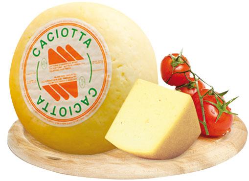 Caciotta Latteria Moro al kg