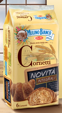 Cornetti classici/integrali Mulino Bianco 240 g