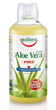 Succo Aloe Vera 99,55% Equilibra 1 lt