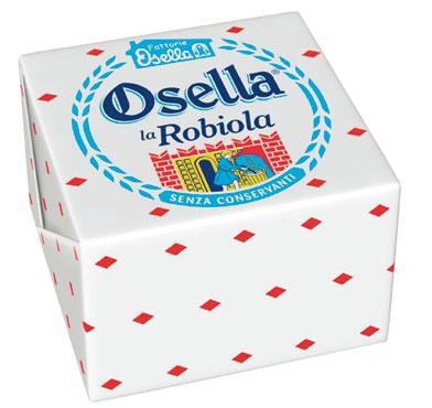 Robiola Osella 200 g circa al kg