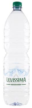 Acqua minerale Levissima vari tipi 1,5 l