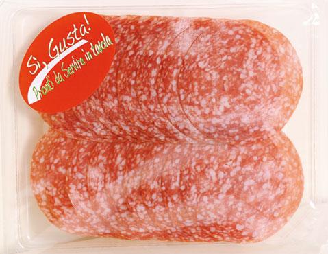 Salame ungherese/milano 'Si Gusta' 120 g