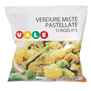 VERDURE MISTE PASTELLATE GR450 VALE