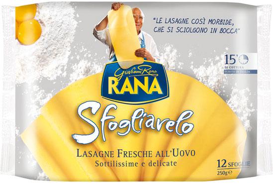 Lasagne Sfogliavelo Rana 250 g