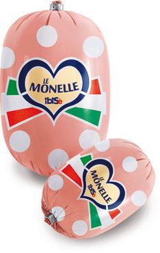 Mortadellina 'Le Monelle' Ibis 300 g