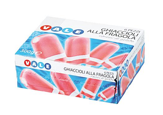 FIOR DI FRAGOLA X6 GR.300  VALE
