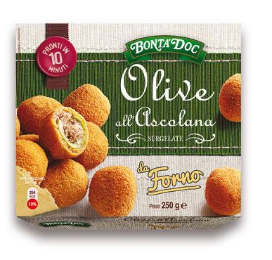 Olive all'ascolana Bonta' DOC 200 g