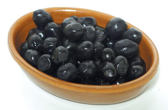 Olive nere morate Ortoconserviera al kg