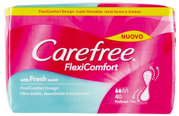 Carefree DistesoX30/CottonX40/Maxi LongX24/Plus LargeX36