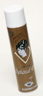 Lacca Splend'Or classica/Argan 400 ml