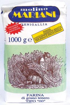 Farina tipo '00' Molino Mariani 1 kg