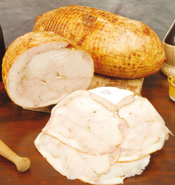 Tacchino in porchetta Bacalini al kg