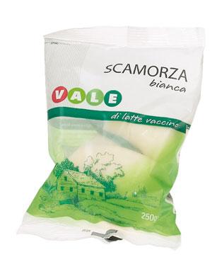 Scamorza Bianca/Affumicata Vale 250 g
