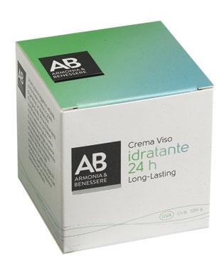 CREMA VISO NUTRIENTE A&B ML.50