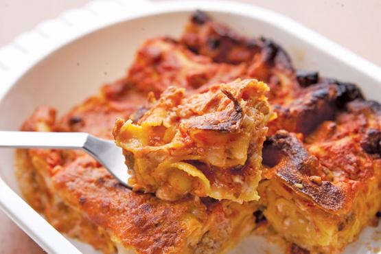 Lasagne rosse al kg