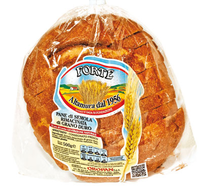 Pane semola rimacinata grano duro affettato Oropan 500 g