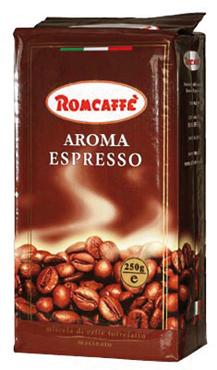 Caffe' aroma espresso Romcaffe' 250 g
