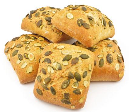 Pane bio semi di zucca al kg
