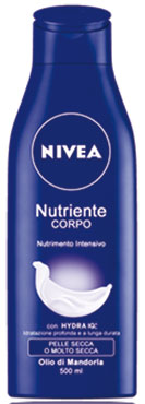 Creme Nivea fluida vari tipo 200/250 ml