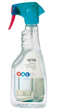 DETERGENTE VETRI ML.750  VALE