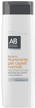 Shampoo/Balsamo A&B vari tipi 250/200 ml