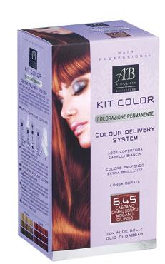 Colorazione capelli A&B varie nuance